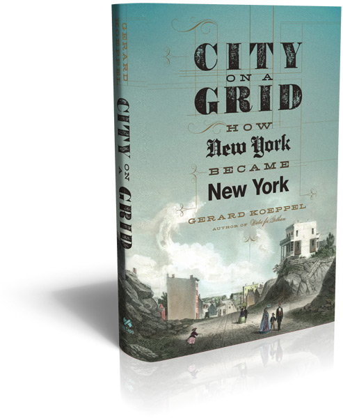 City on a Grid by Gerard Koeppel