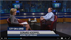 Gerard Koeppel on PBS TV
